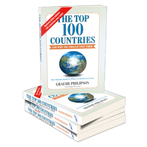 Top 100 Countries Book